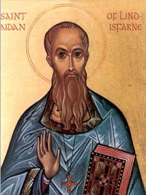saint-aidan-of-lindisfarne
