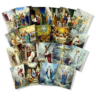 mysteries of the rosaries prints