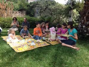 kiddy picnic