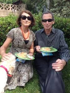 Barbara and Ric