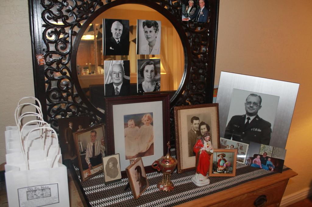 family altar nov 2014