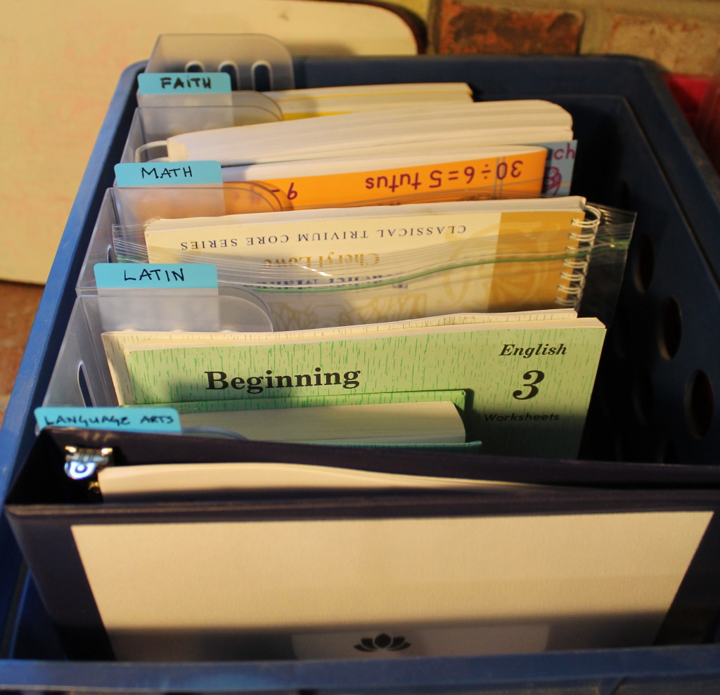 Great EASY Idea To Motivate Your Homeschooled Kids: Work